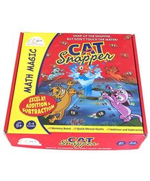 CQKids Cat Snapper Board Game - Multicolor