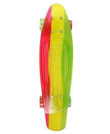 Heelys Graphic Design skateboard - Yellow