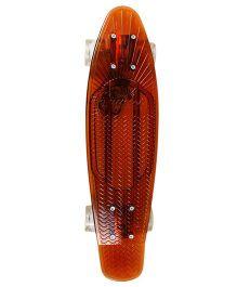 Heelys Solid Design Skateboard - Brown
