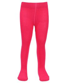 Mustang Tights Stockings Plain - Fuchsia