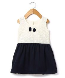 Tia'S Closet Victorian Splendor Dress - Navy Blue