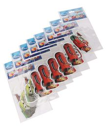 Sticker Bazaar Pixar Car Mini Cut Out - Multi Color