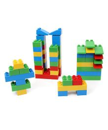 Funfactory Doodle Construction Blocks  - 96 Pieces