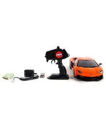 Mitashi Dash Remote Controlled Lamborghini Aventador LP 720 4 Car - Orange
