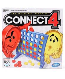 Hasbro The Original Game Of Connect - Multi Color