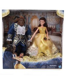 Disney Princess Beauty And The Beast Grand Romance - Blue Yellow