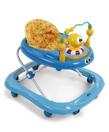 Baby Musical Walker With Duck Toy - Blue