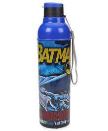 Cello Homeware Sonic Sipper Bottle Batman Print Blue- 600 ml