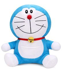 Doraemon Smiling Soft Toy Blue - 43 cm