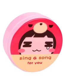 Adore Convertible Tumbler Sing & Song For You Design - Pink