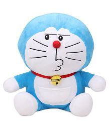 Doraemon Plush Soft Toy Blue - Height 43 cm