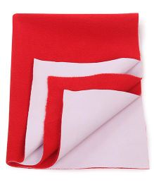 Adore Insta Dry Bed Protector Sheet Small - Red