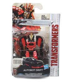 Transformers The Last Knight Autobot Drift Figure Red - 7 cm