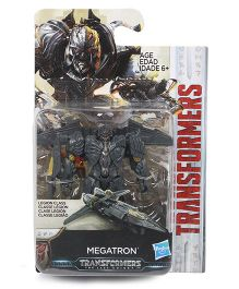 Transformers The Last Knight Megatron Figure Black - 6 cm