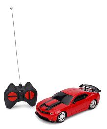 Remote Control Diecast Toy Car - Red