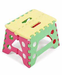 Folding Baby Stool - Multi Color
