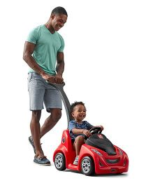 Step2  Push Around Buggy - Red