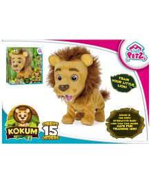 IMC Kokum The Little Lion Toy - Brown