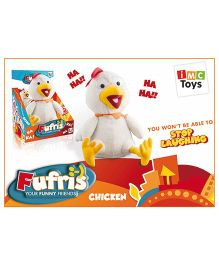 IMC Funny Friends Chicken Toy - White