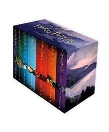 Harry Potter The Complete Collection - English