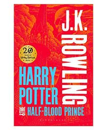 Harry Potter And The Half Blood Prince New - English