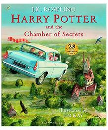 Harry Potter And The Chamber Of Secrets - English