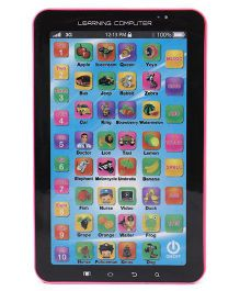Playmate Learning P1000 Tablet - Pink