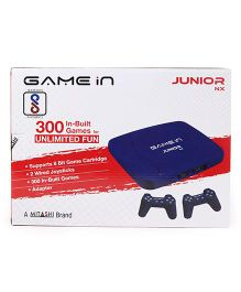 Mitashi Gamein Junior NX - Orange