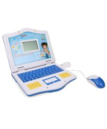 Language Learner Laptop With Mouse - Blue