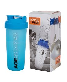Jaypee Ace Shaker With Blending Ball Blue - 700 ml