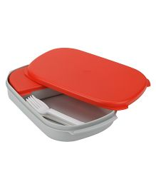 Jaypee Lunch Box Set - Grey Red