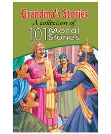 Grandma's Stories A Collection Of 101 Moral Tales - English