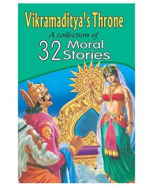 Vikramaditya's Throne A Collection Of 32 Moral Stories - English