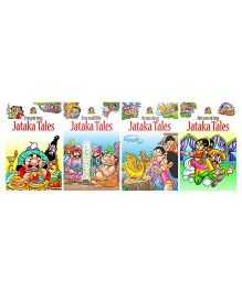 Set Of 4 Jataka Tales - English