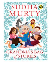 Grandma's Bag Of Stories By Sudha Murty - English