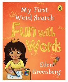 My First Word Search Fun with Words - English