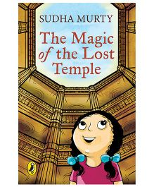 The Magic Of The Lost Temple By Sudha Murty - English
