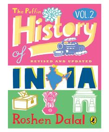 The Puffin History Of India Volume 2 - English