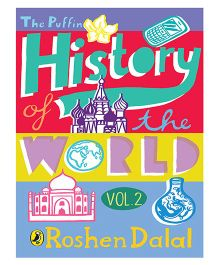 The Puffin History of the World Volume 2 - English