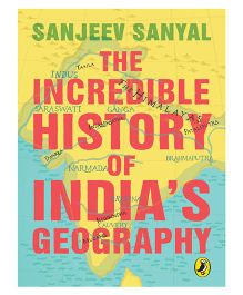 The Incredible History Of India's Geography - English