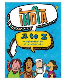India A To Z - English