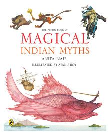 The Puffin Book Of Magical Indian Myths - English