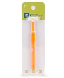 Mee Mee Tender Tongue Cleaner - Orange