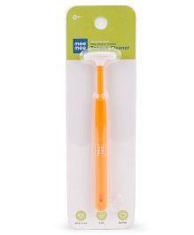 Mee Mee Tender Tongue Cleaner - Orange