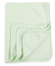 Mee Mee Towel Tortoise Embroidery - Green