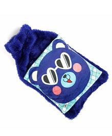 Baby Oodles Hot & Cold Water Bag Teddy Print - Blue