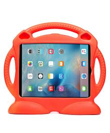 Baby Oodles Engine Face iPad Case - Red