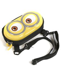 Baby Oodles 3D Sling Bag Minion Shaped - Yellow