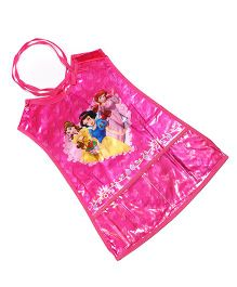 Baby Oodles Jacket Style Apron Disney Princess Print - Pink