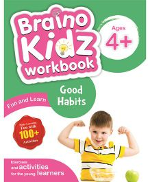 Braino Kidz Workbook Good Habits - English